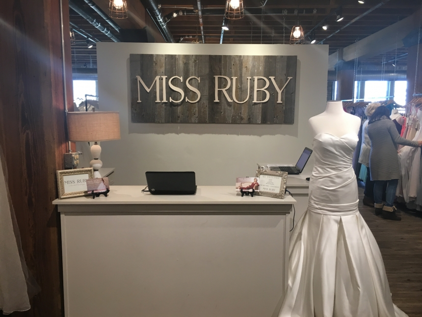 Miss Ruby Bridal
