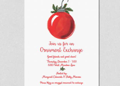 ornament-exchange-invitation